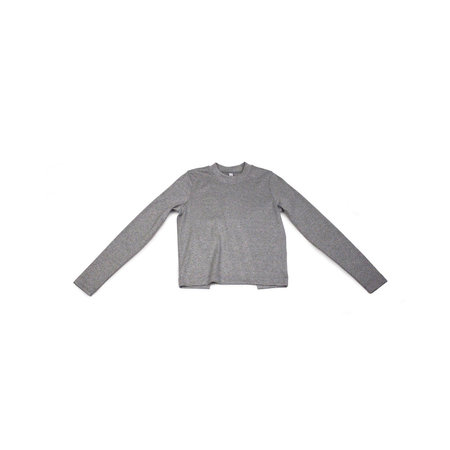 Won Hundred Noelle Top in Silver
