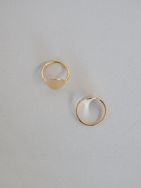 Young Frankk Circle Ring