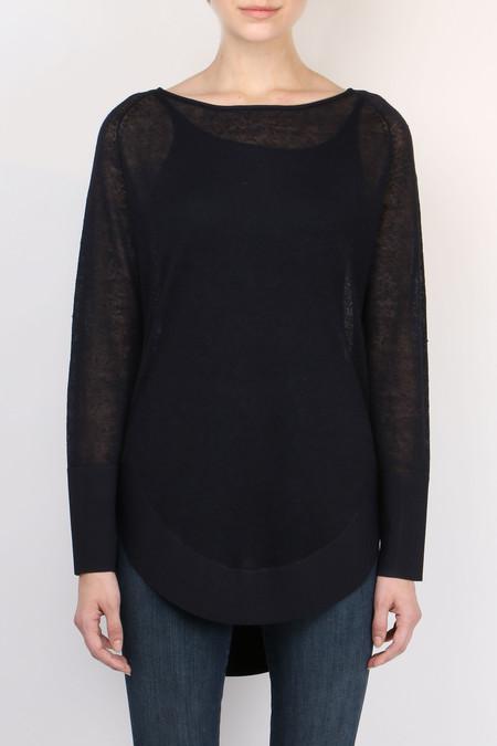 Cathrine Hammel Rounded Sweater