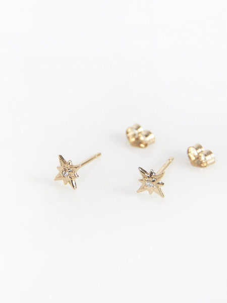 Vale Tiny Supernova Earrings