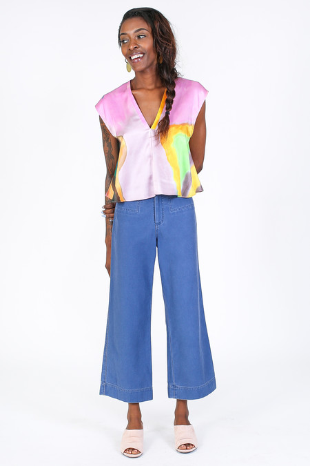 Rachel Comey Boone Top in Multi