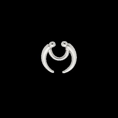 Crescent Septum Ring || Meadowlark