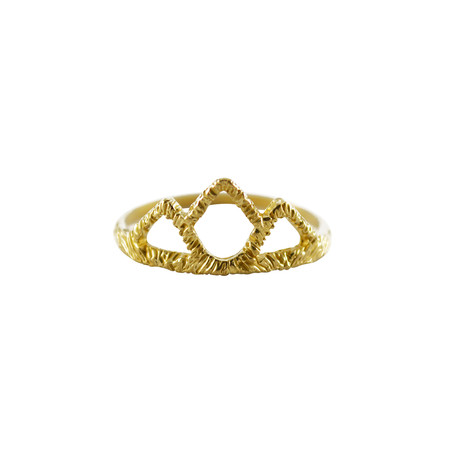 STEFANIE SHEENAN SPIRE RING