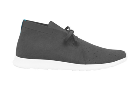 Native Shoes Apollo Chukka (Dublin Grey / Shell White)