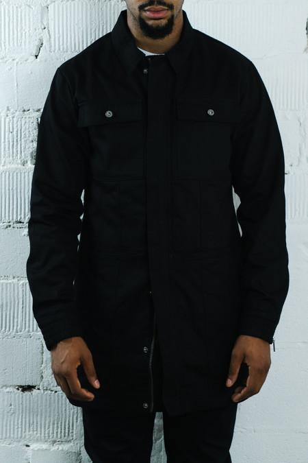 I Love Ugly Hudson Denim Jacket