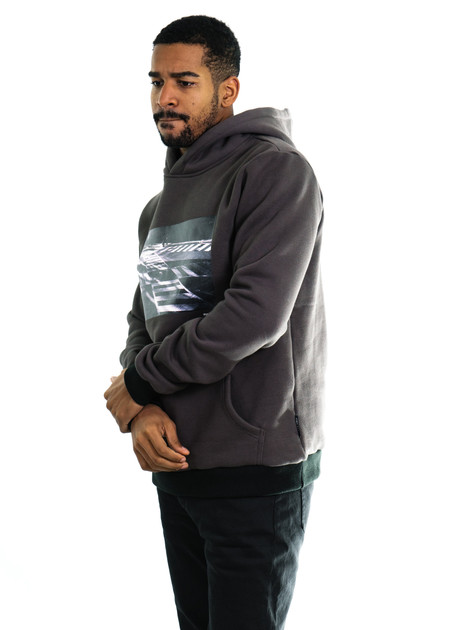 I Love Ugly RC Crossing Hood - Dark Grey