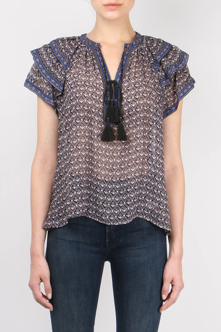 Ulla Johnson Freya Blouse