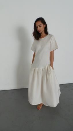 CARON CALLAHAN BESSIE DRESS