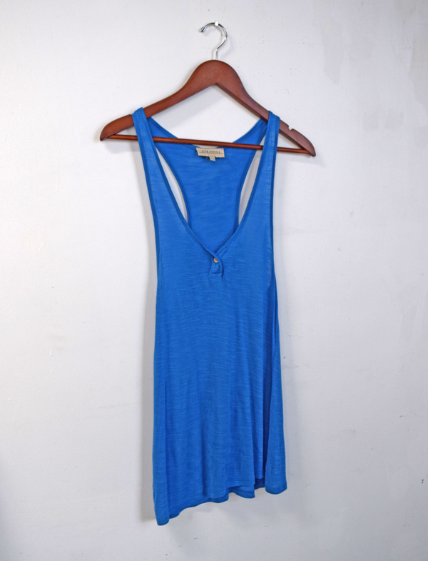 The Podolls Button Tank