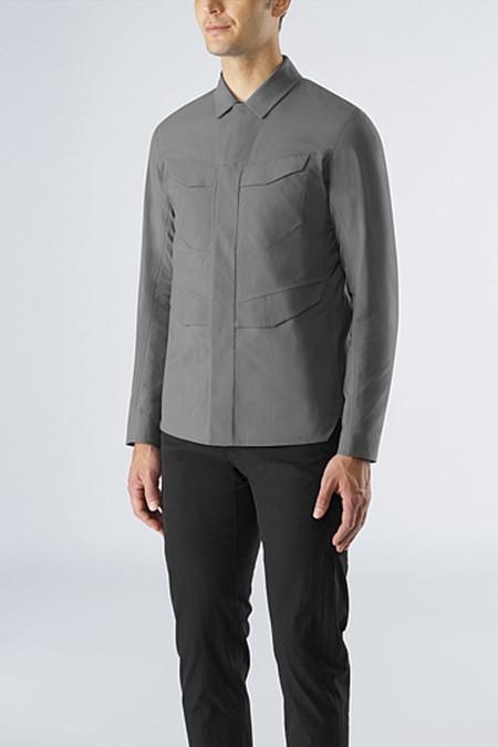 Arc'teryx Veilance Field Overshirt - Ash