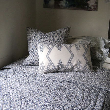 Erica Tanov small diamond quilt