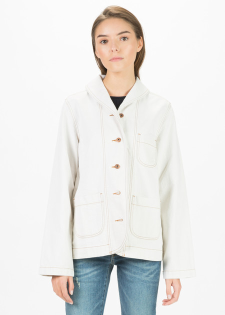 YMC Women's Cousteau Denim Jacket