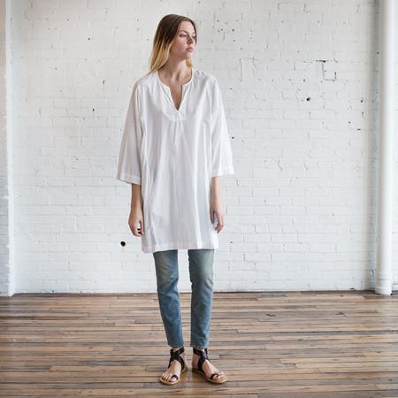 Xirena Blair Tunic White