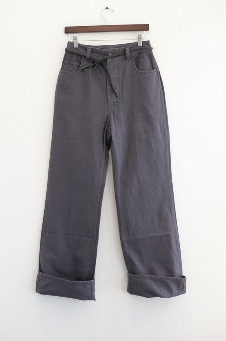 Visvim High Waisted Pants