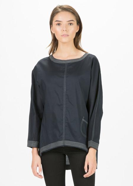 Yoshi Kondo Edition Crop Sleeve Top