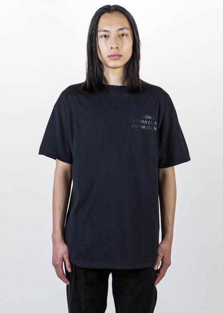 Siki Im Black Baggy T-Shirt