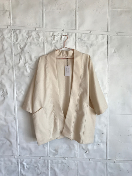 Only Child Handwoven Cotton Jacket