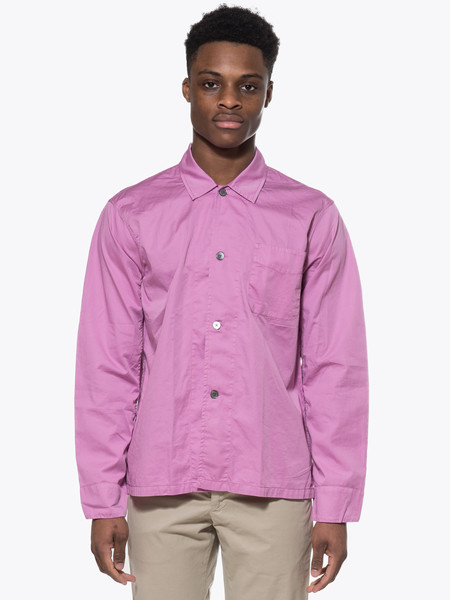Our Legacy Box Shirt Glow Washed Satin