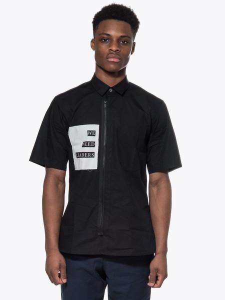 Public School Deren SS Button Up Shirt
