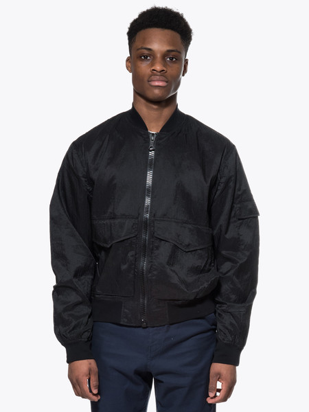 Our Legacy Patch Pocket Bomber Parachute