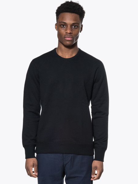 Reigning Champ Side Zip Crewneck