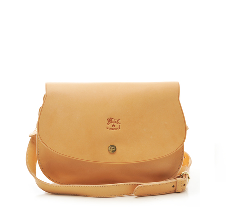 Il Bisonte Natural A2579 Crossbody Bag