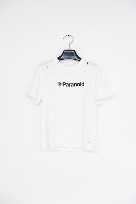Saenai Cotton Paranoid T-shirt