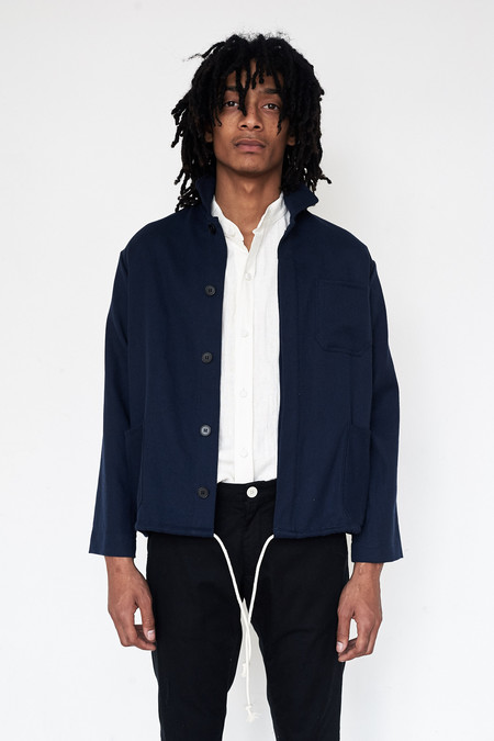 Assembly New York Cotton Twill Workwear Coat