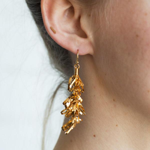Mirit Weinstock Party Ornament Earrings