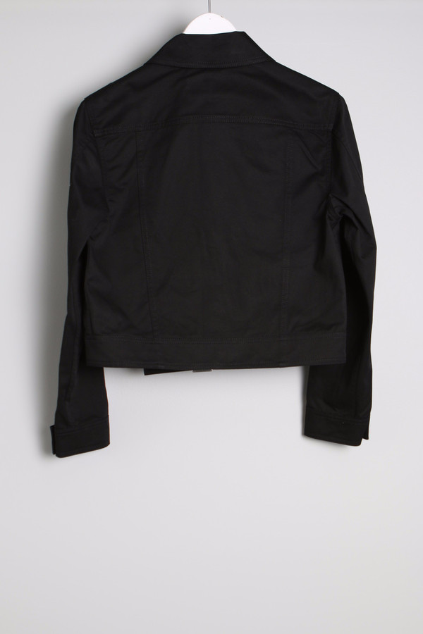 Maison Kitsune Cotton Serge Mick Blouse