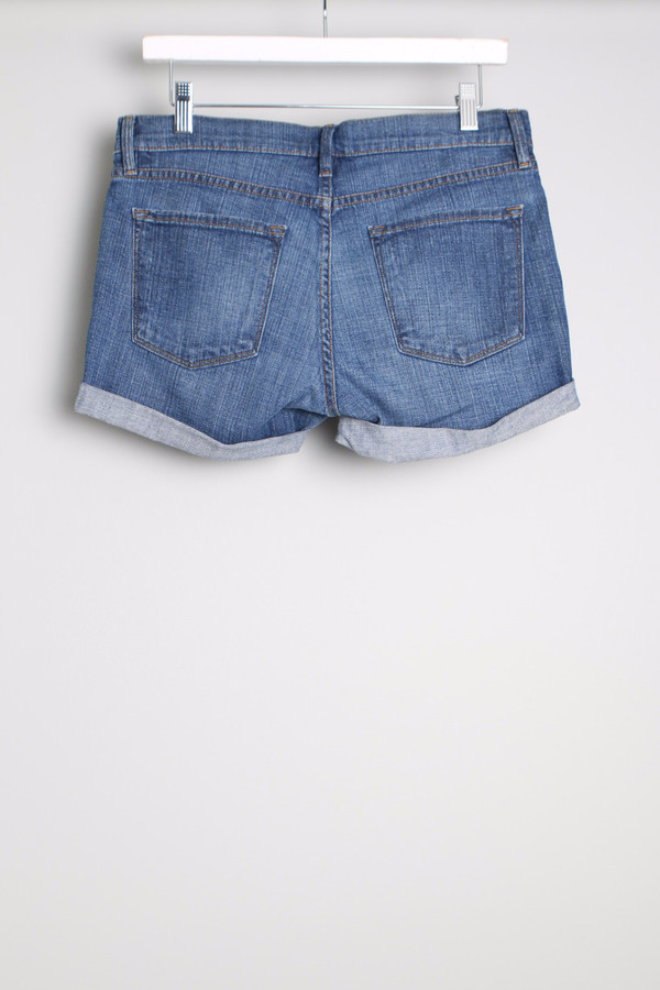 Frame Denim Le Cut Off Cuff