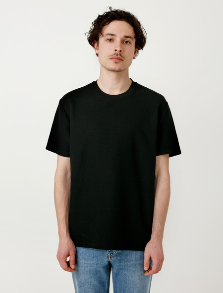 Our Legacy Box T-Shirt Reversed Black Sweat