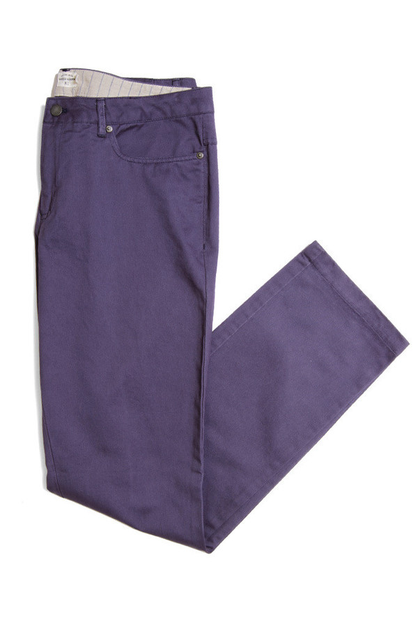 Men's Bridge & Burn Polk 5 Pocket Blue