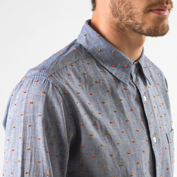 Men's Bridge & Burn Porteau Square Weave