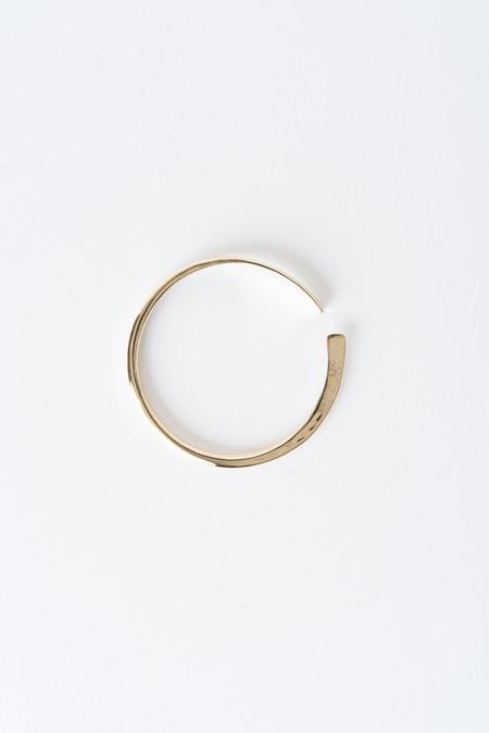 Fay Andrada Isku Bracelet In Brass