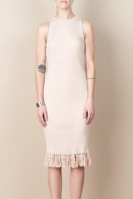 ELEVEN SIX Rochelle Sweater Dress In Blush