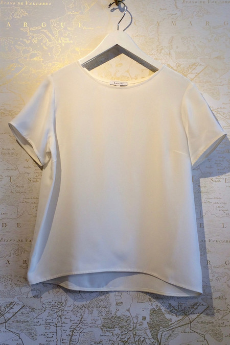 Leisure Silk Tee