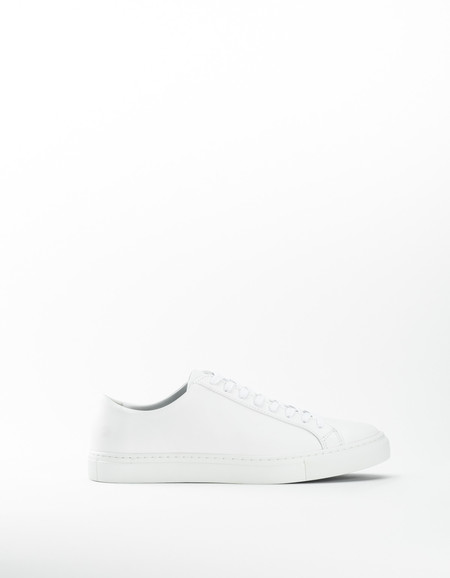 Filippa K Morgan Low Top Sneaker White