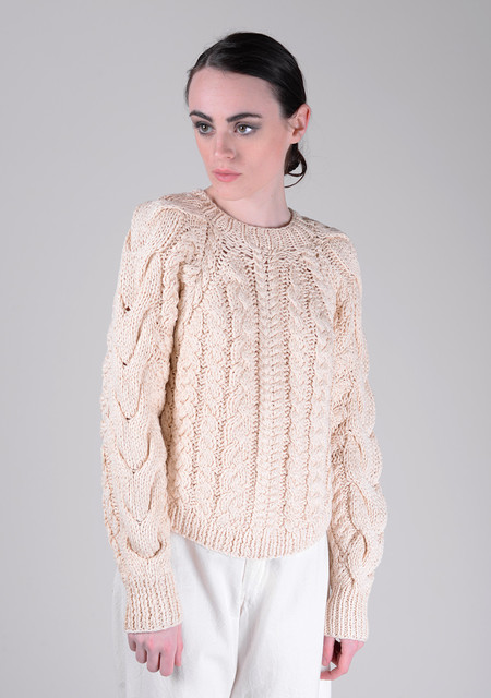 Ulla Johnson Niva Pullover Sweater