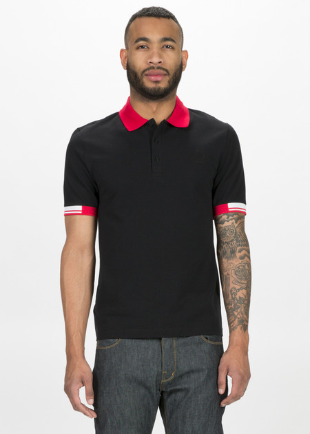 Fred Perry Tipped Cuff Pique Polo