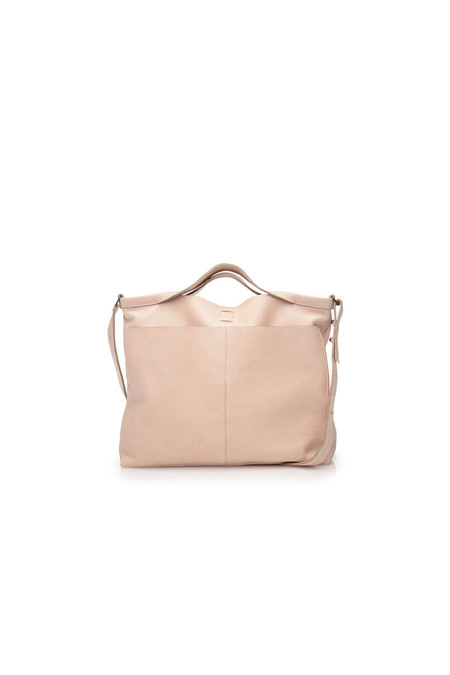 Jo Handbags Mini Shopper in Natural