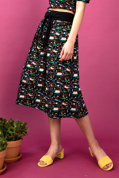 Rachel Antonoff Megan Midi Skirt