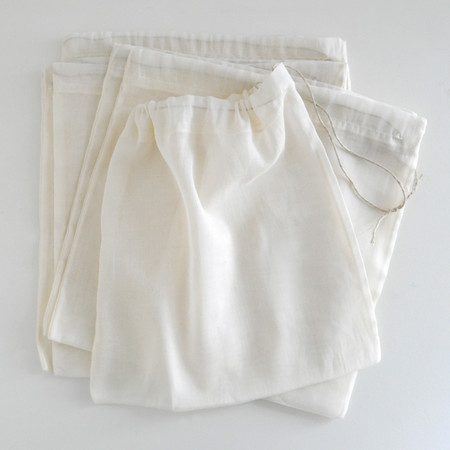 Mother Earth Reusables ORGANIC COTTON PRODUCE BAG