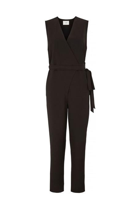 Just Female Gilda Jumpsuit   Black