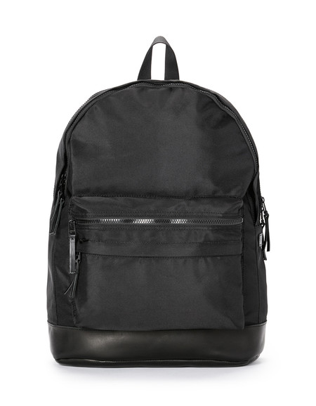 Taikan Lancer Backpack Special Assignment Black Leather