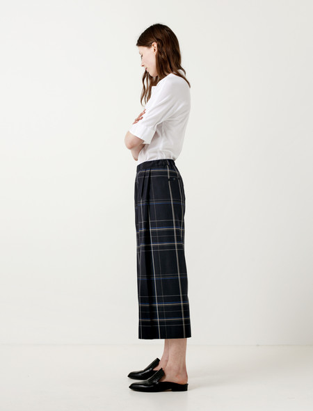 Stephan Schneider Pants Intuition Night Plaid
