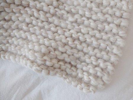Doucement aaron baby blanket
