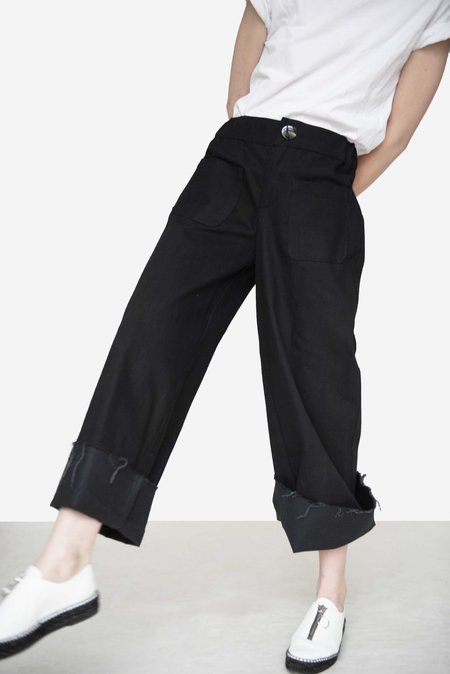 Index Series Wide Leg Trousers