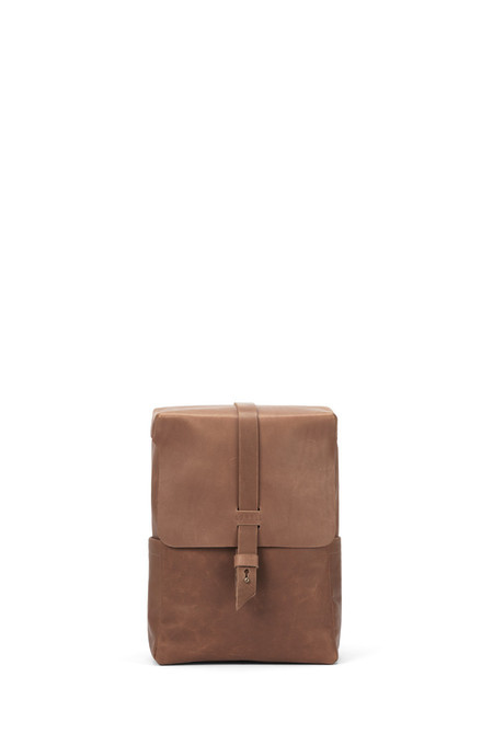 Lowell HUTCHISON TAN NAPPA LEATHER