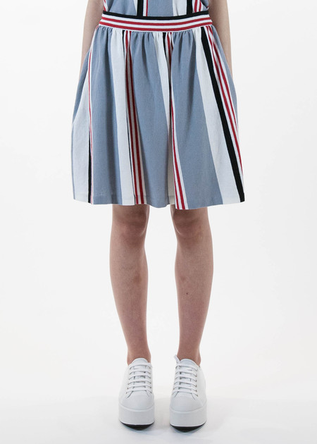 Maison Kitsune Marin Skirt
